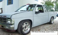 iNISSANity90 1990 Nissan D21 Pick-Up