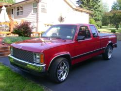 Donny_A 1990 Dodge Dakota Regular Cab & Chassis