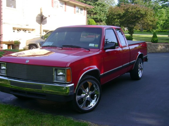 Donny A 1990 Dodge Dakota Regular Cab amp Chassis Specs