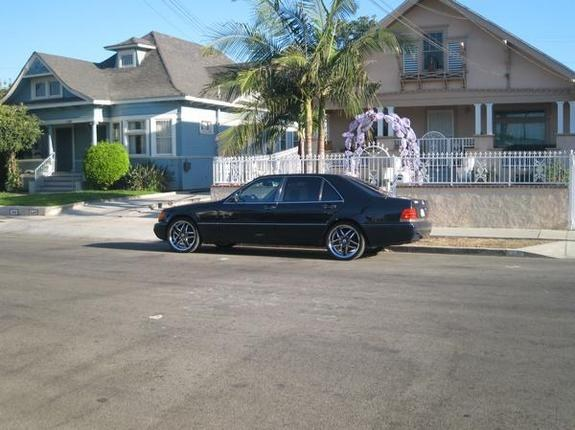 Another 187ondacops 1994 Mercedes-Benz S-Class post... - 10340465