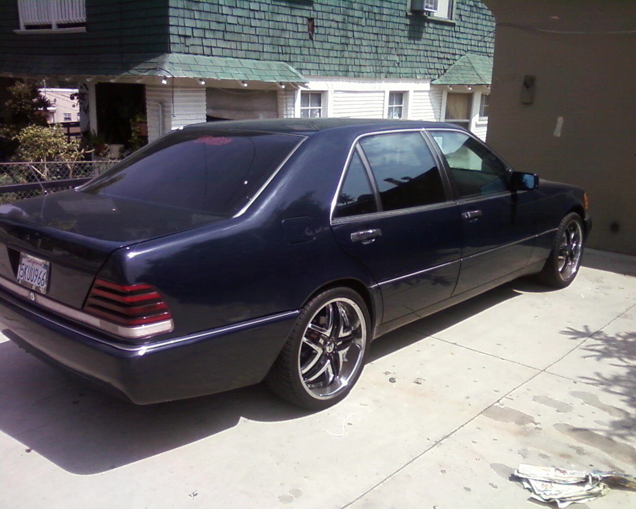 Another 187ondacops 1994 Mercedes-Benz S-Class post... - 10340489