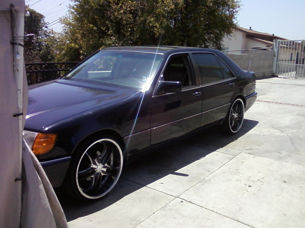 Another 187ondacops 1994 Mercedes-Benz S-Class post... - 10340490