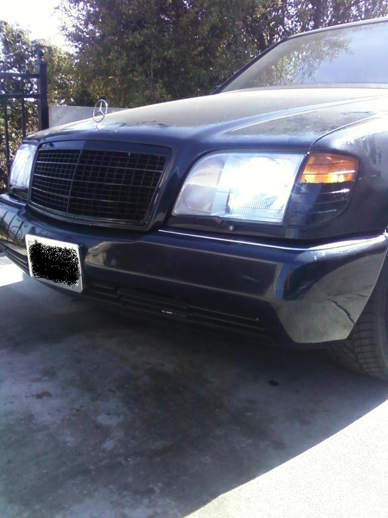Another 187ondacops 1994 Mercedes-Benz S-Class post... - 10340491
