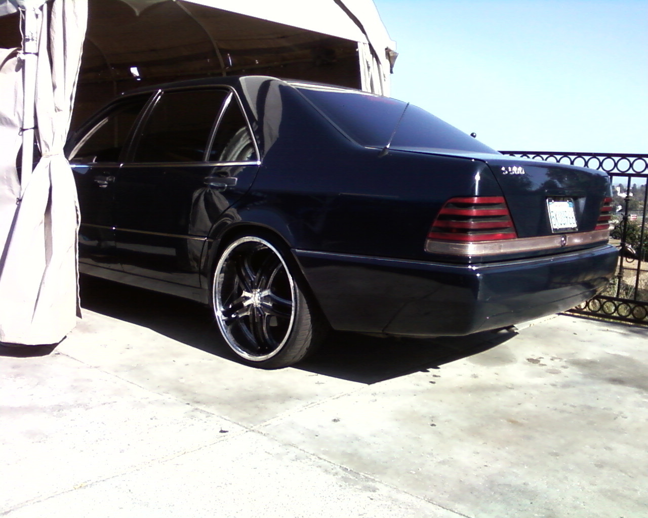 Another 187ondacops 1994 Mercedes-Benz S-Class post... - 10340492