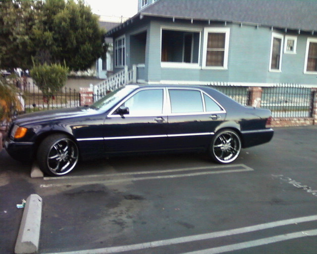Another 187ondacops 1994 Mercedes-Benz S-Class post... - 10340493