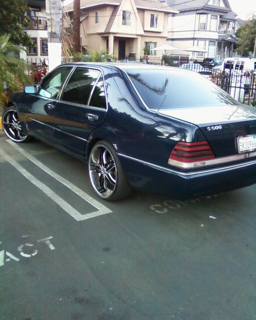 Another 187ondacops 1994 Mercedes-Benz S-Class post... - 10340494