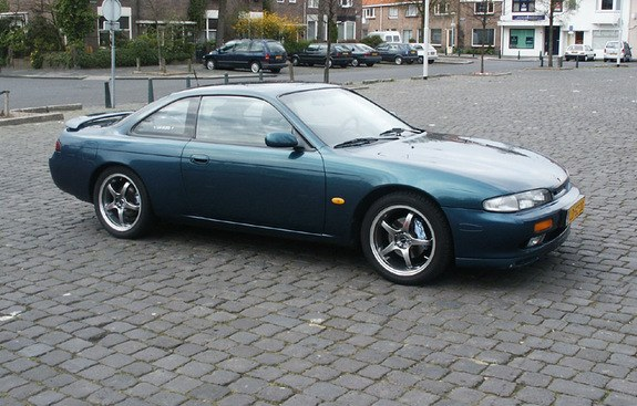 Another Midnight-Blue 1995 Nissan Silvia post... - 10137229