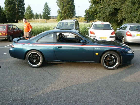 Another Midnight-Blue 1995 Nissan Silvia post... - 10137231