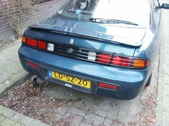Another Midnight-Blue 1995 Nissan Silvia post... - 10137233