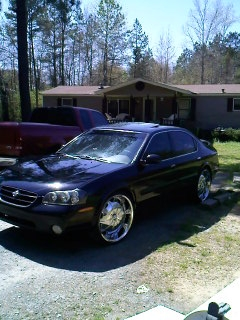 Another scootman15 2001 Nissan Maxima post... - 10141019