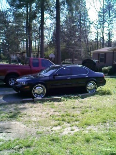 Another scootman15 2001 Nissan Maxima post... - 10141021