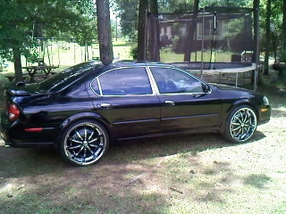 Another scootman15 2001 Nissan Maxima post... - 10141023