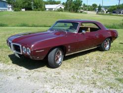 Cammer427s 1969 Pontiac Firebird