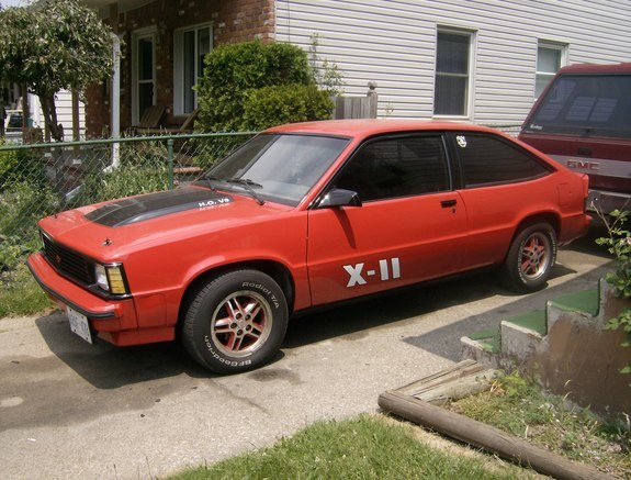 Another 38152018 1985 Chevrolet Citation post... - 10138117