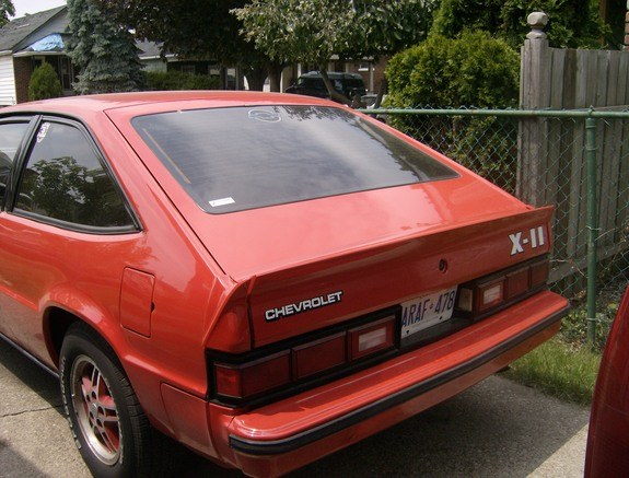 Another 38152018 1985 Chevrolet Citation post... - 10138118