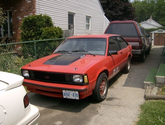 Another 38152018 1985 Chevrolet Citation post... - 10138119