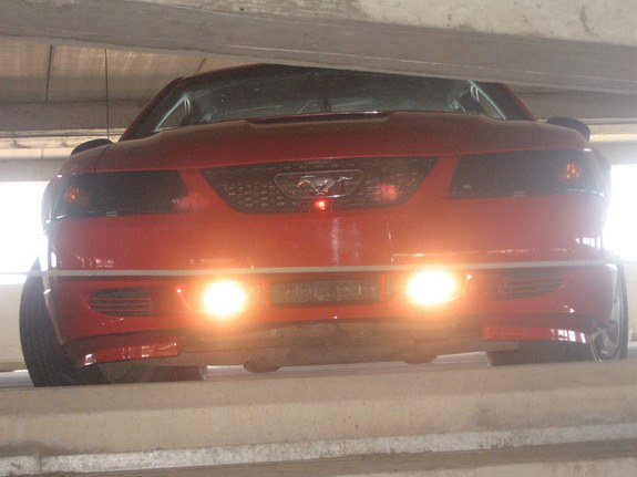 5_penny_Bandit 2001 Ford Mustang