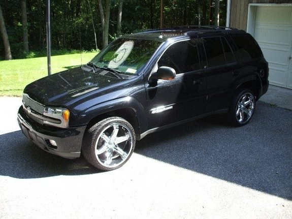 List of Synonyms and Antonyms of the Word: 2004 trailblazer lt