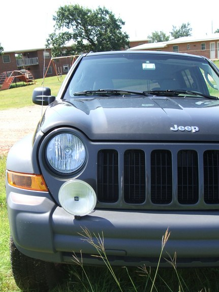 Pokefan 2006 Jeep Liberty