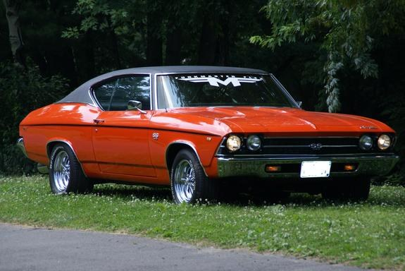 Another HOTTESTX5 1969 Chevrolet Chevelle post... - 10140298