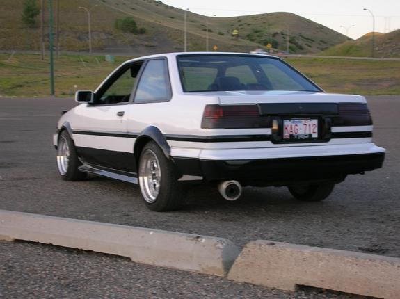 Another limegreengold 1986 Toyota Corolla post... - 10140747