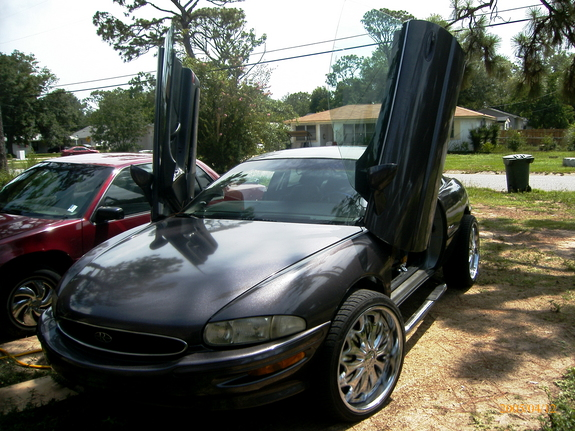 Another fatmacks 1995 Buick Riviera post... - 10139922