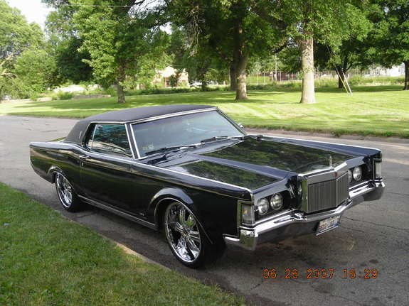 dabutcher87 1969 Lincoln Mark III 10141135