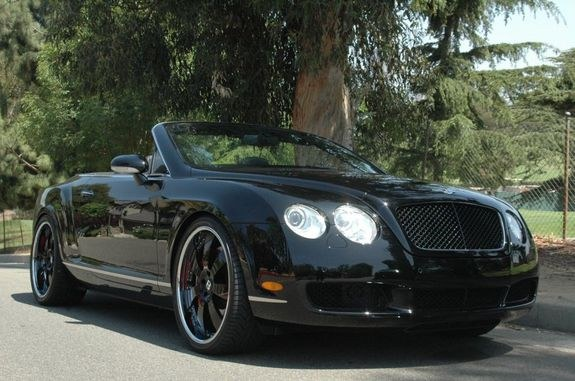 SMOKED360 2007 Bentley Continental GT