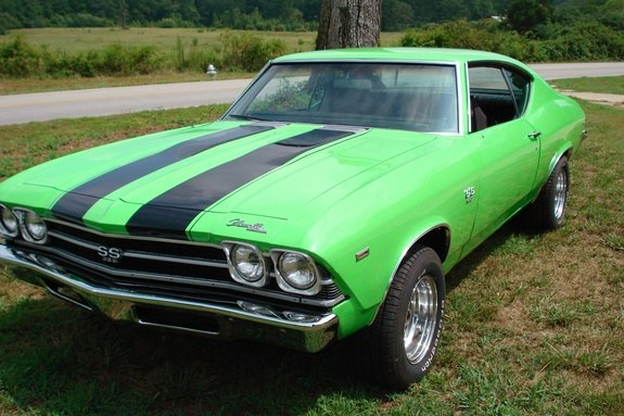 Another badd_azz_69 1969 Chevrolet Chevelle post... - 9099045