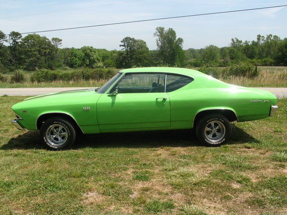 Another badd_azz_69 1969 Chevrolet Chevelle post... - 9099098
