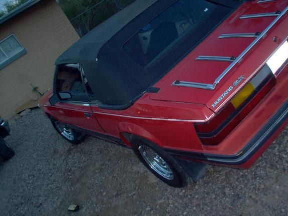 Another 8338Mustang 1983 Ford Mustang post... - 9100021
