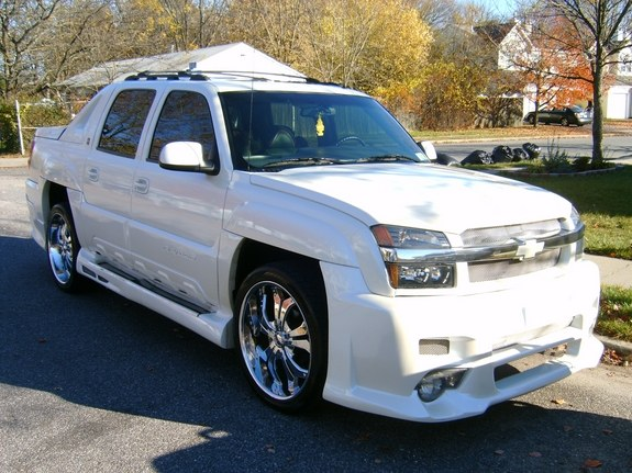 bigfoot816 2002 chevrolet avalanche specs photos. Black Bedroom Furniture Sets. Home Design Ideas