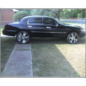 Tjtowncar 1998 Lincoln Town Car Specs Photos Modification Info At
