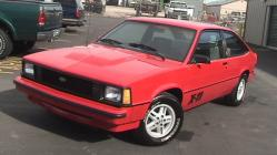 Quickdraw375 1985 Chevrolet Citation