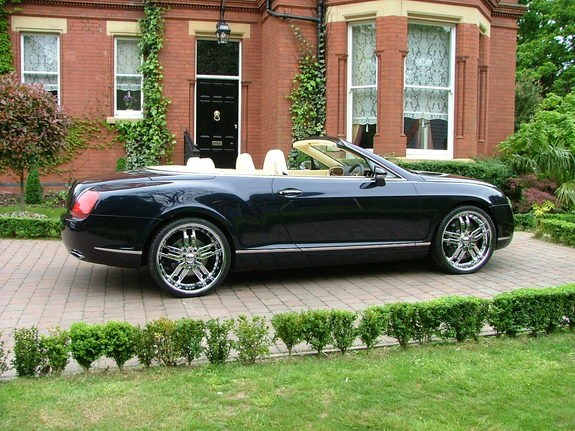 RimcityUk's 2007 Bentley Continental GT