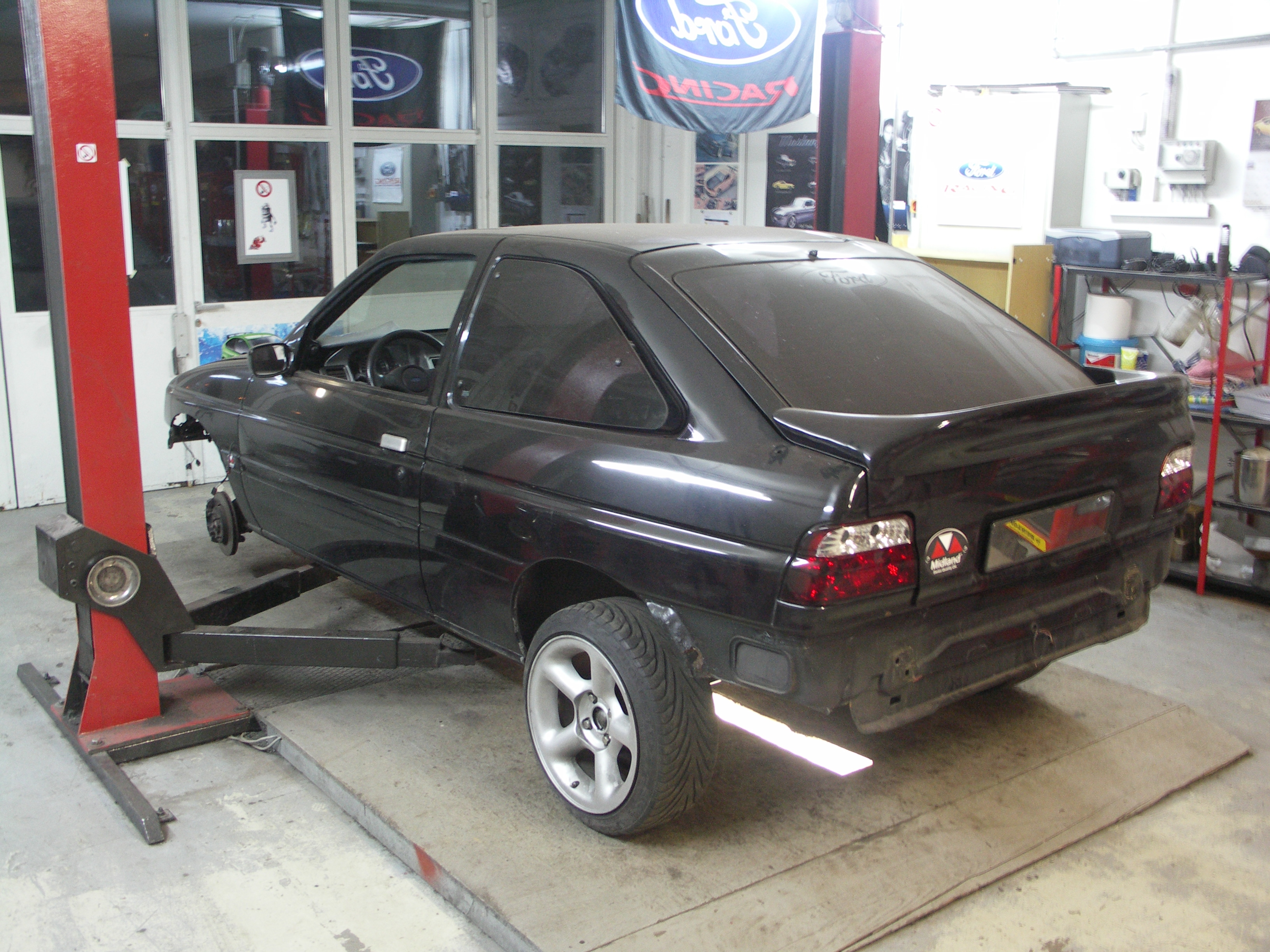 Another Alientec 1992 Ford Escort post... - 9346962
