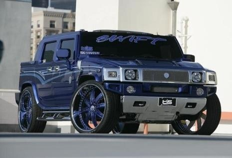 SWIFTCTS's 2006 Hummer H2