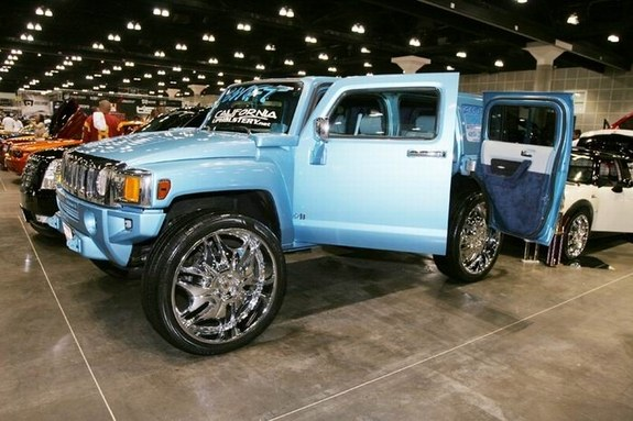 SWIFTCTS 2006 Hummer H2 10145190