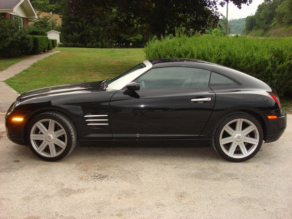 Shawn_tyra30's 2006 Chrysler Crossfire