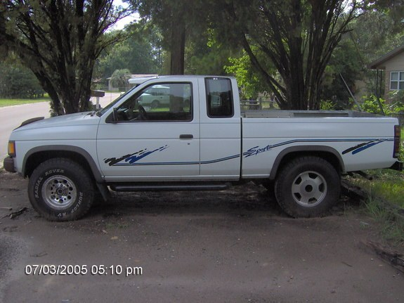 3179866 1992 Nissan D21 Pick-Up Specs, Photos, Modification Info at