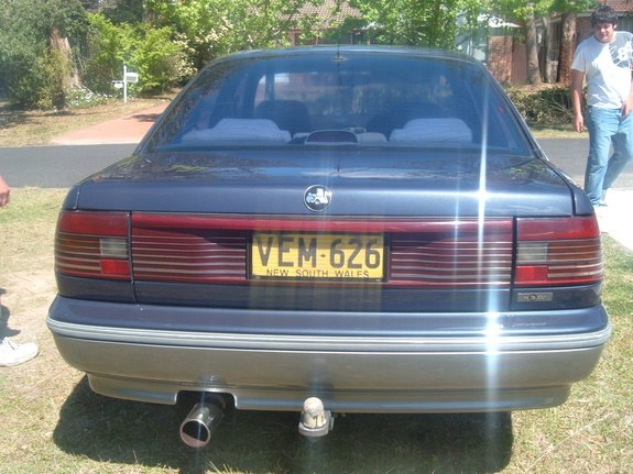Another MickeyH 1991 Holden Calais post... - 10151846