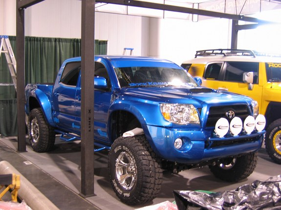 Another 07tacoARK 2007 Toyota Tacoma Xtra Cab post... - 10152089