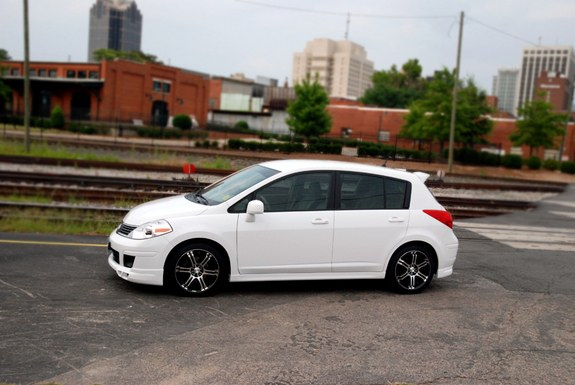 How Much Horsepower Does A Cold Air Intake Add >> AceRothstein81 2007 Nissan Versa Specs, Photos, Modification Info at CarDomain
