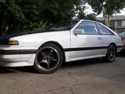 ghostS12s 1987 Nissan 200SX
