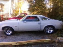 RICKYDALEELLISONs 1973 Chevrolet Chevelle
