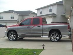 forty4wayzs 2002 Dodge Ram 1500 Quad Cab