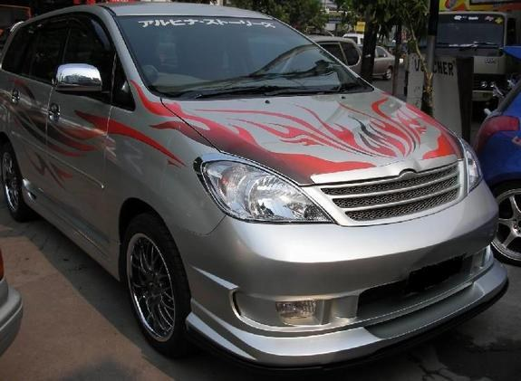 Best innova with custom kit