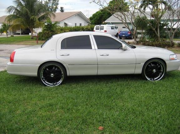 2001 Tc Rims Question Lincolns Online Message Forum