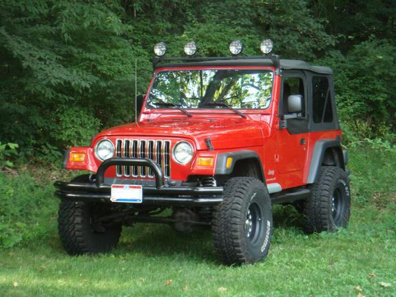 Another cps13 2003 Jeep Wrangler post... - 10163653