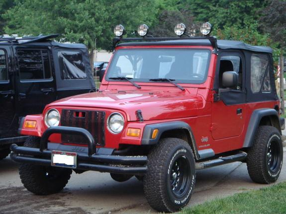 Another cps13 2003 Jeep Wrangler post... - 10163657